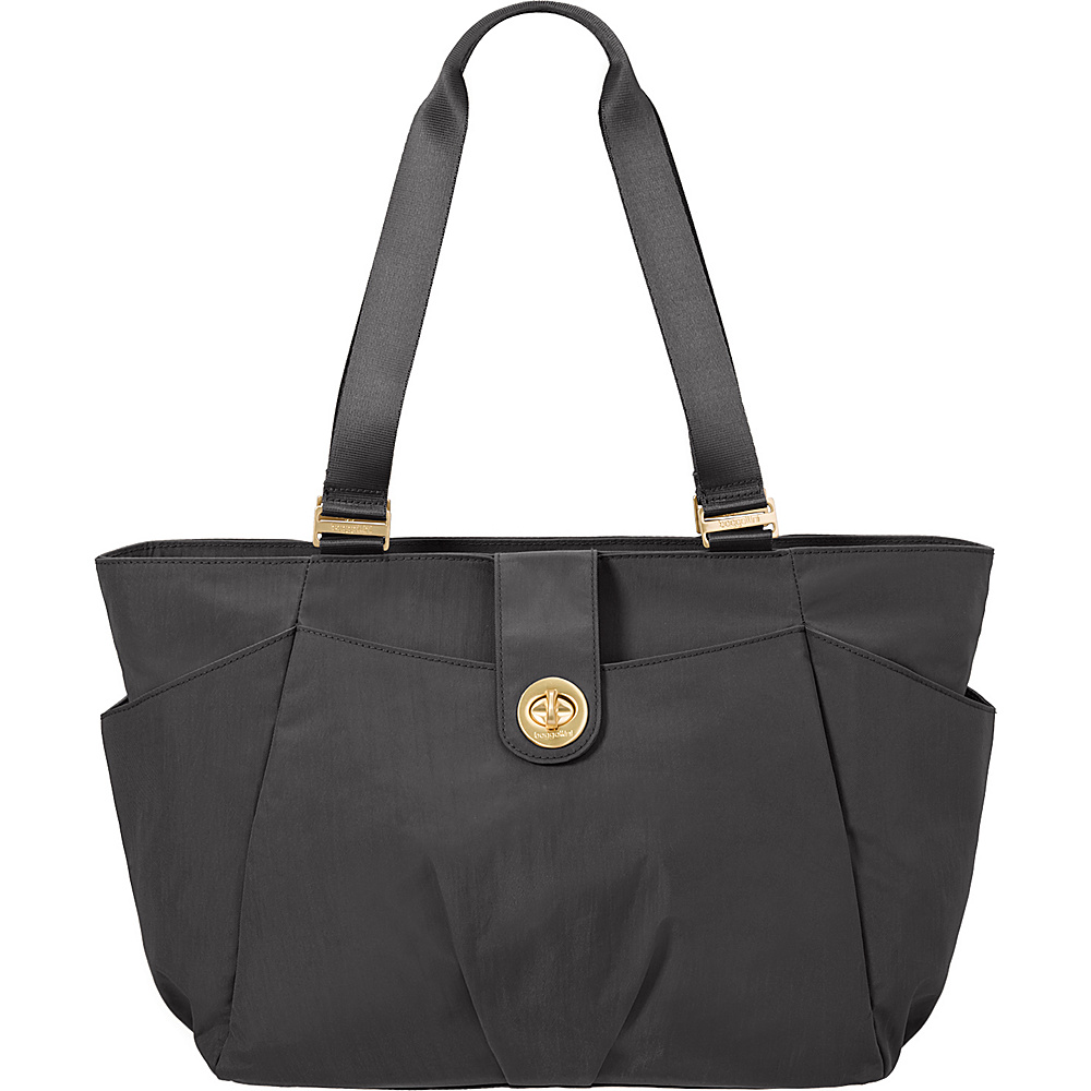 baggallini Norway Laptop Tote Charcoal - baggallini Fabric Handbags - Handbags, Fabric Handbags