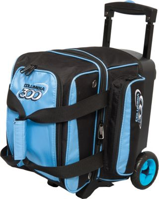 Columbia 300 Bags Icon Single Roller Sky Blue - Columbia 300 Bags Bowling Bags