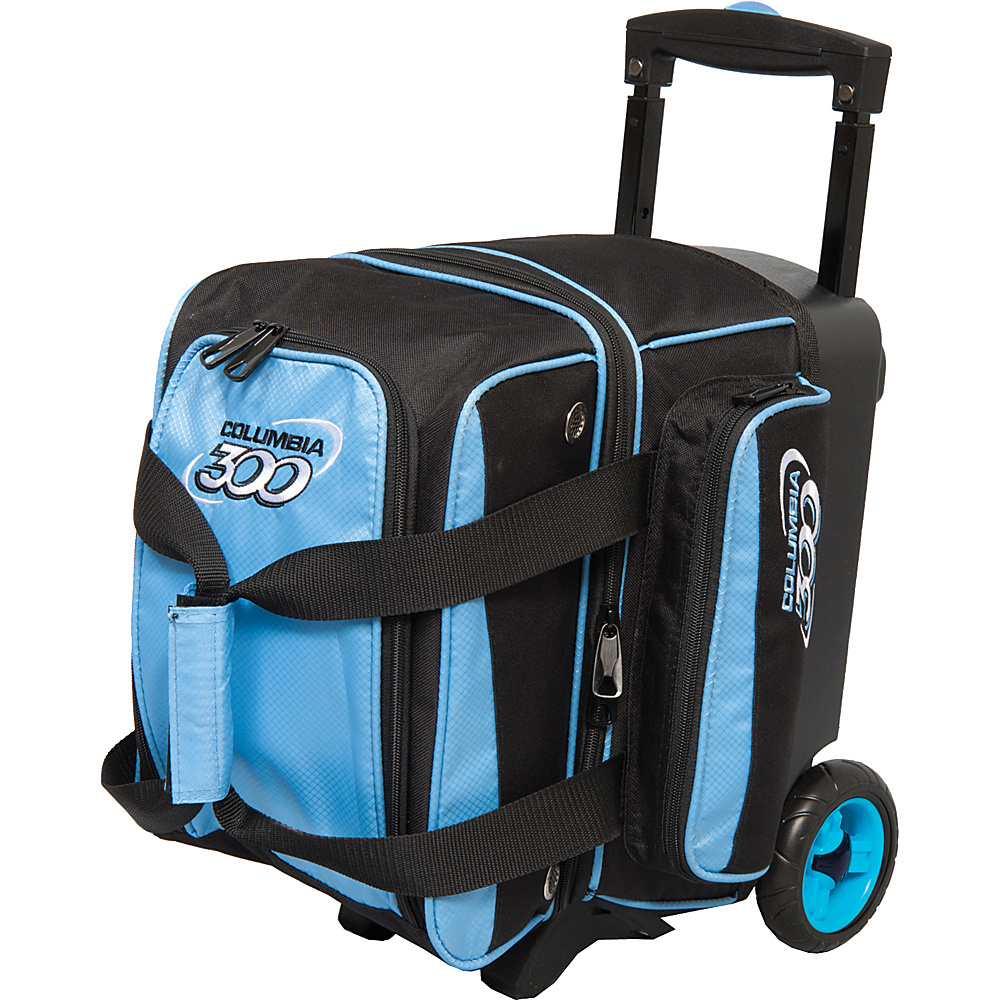Columbia 300 Bags Icon Single Roller Sky Blue Columbia 300 Bags Bowling Bags