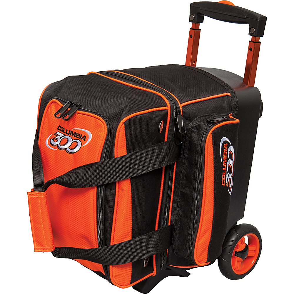 Columbia 300 Bags Icon Single Roller Orange Columbia 300 Bags Bowling Bags