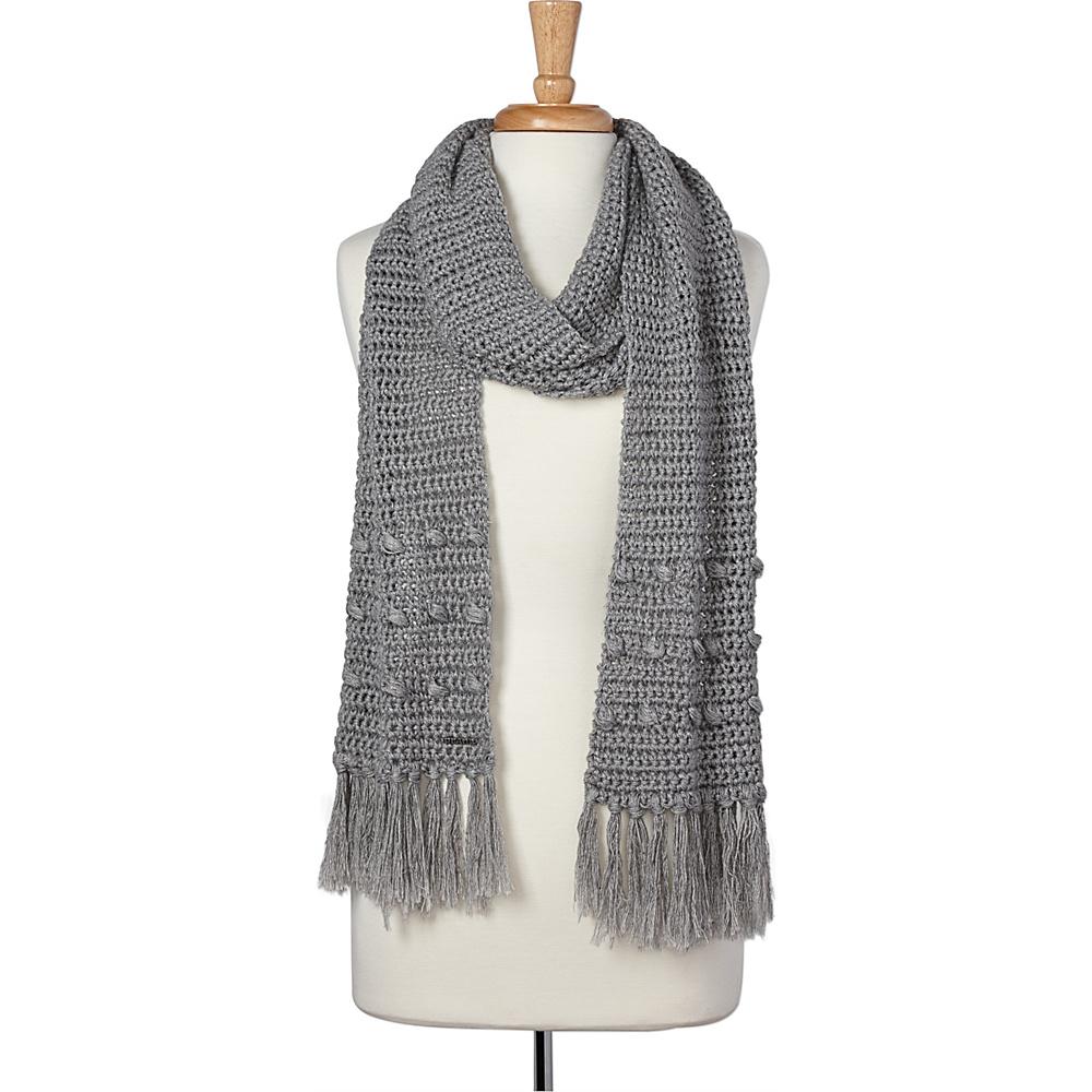 PrAna Pammy Scarf Grey - PrAna Hats/Gloves/Scarves - Fashion Accessories, Hats/Gloves/Scarves