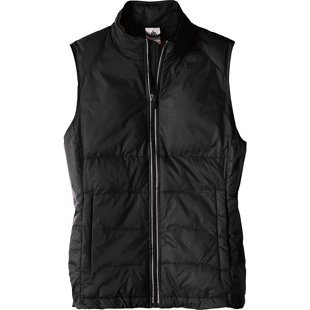 Colorado Clothing Womens Durango Puffer Vest XL - Black - Colorado Clothing Women's Apparel Womens Durango Puffer Vest XL - Black. Lose the bulk with our Packable Series.  Easily stuff the the series' jackets and vests into their own pocket for easy, lightweight travel. The wind and waterproof ripstop material maintains your warmth without the unnecessary weight.