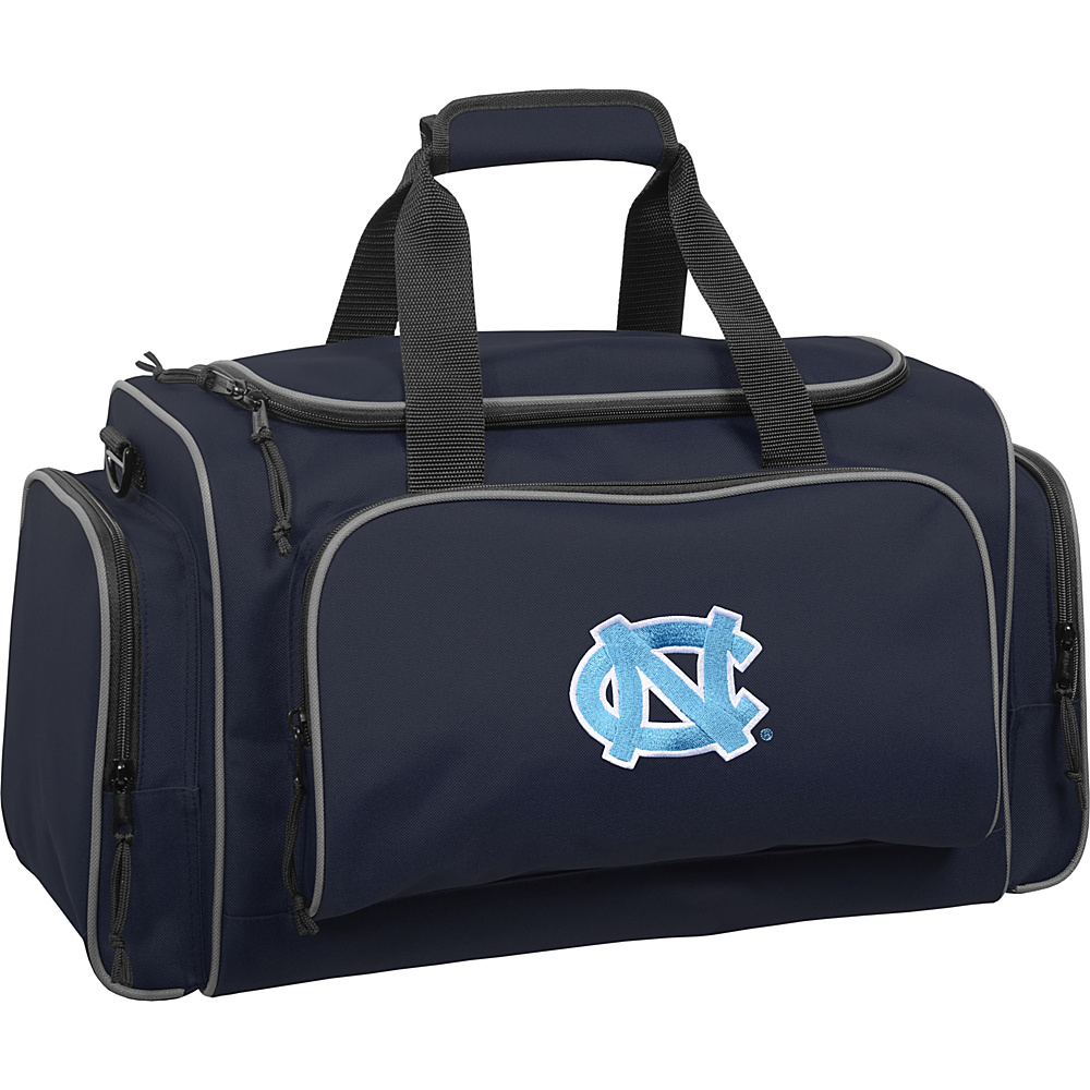 Wally Bags North Carolina Tar Heels 21 Duffel Navy Wally Bags Travel Duffels
