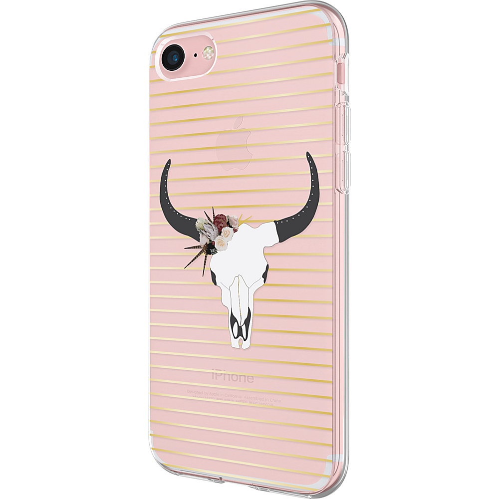 Incipio Design Series for iPhone 7 Clear White Gold(LHN) - Incipio Electronic Cases - Technology, Electronic Cases