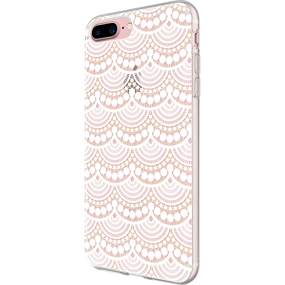 Incipio Design Series for iPhone 7 Plus White/Clear(BLC) - Incipio Electronic Cases - Technology, Electronic Cases