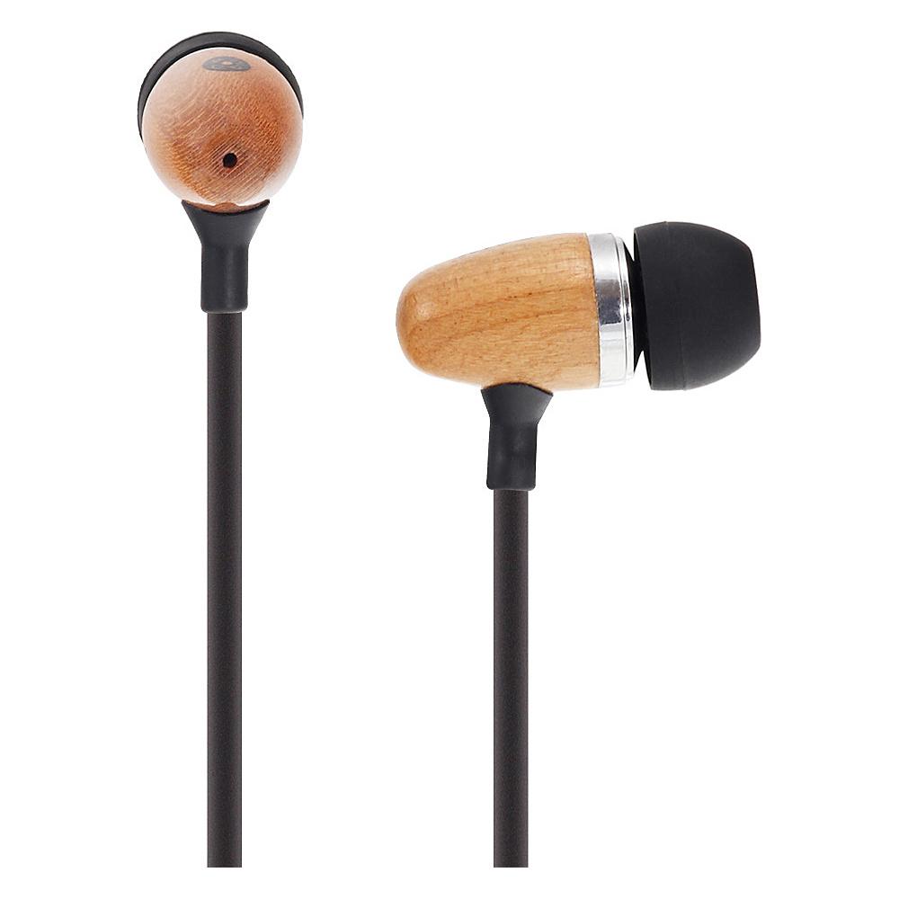 Moki Retro Headphones Wood Moki Headphones Speakers