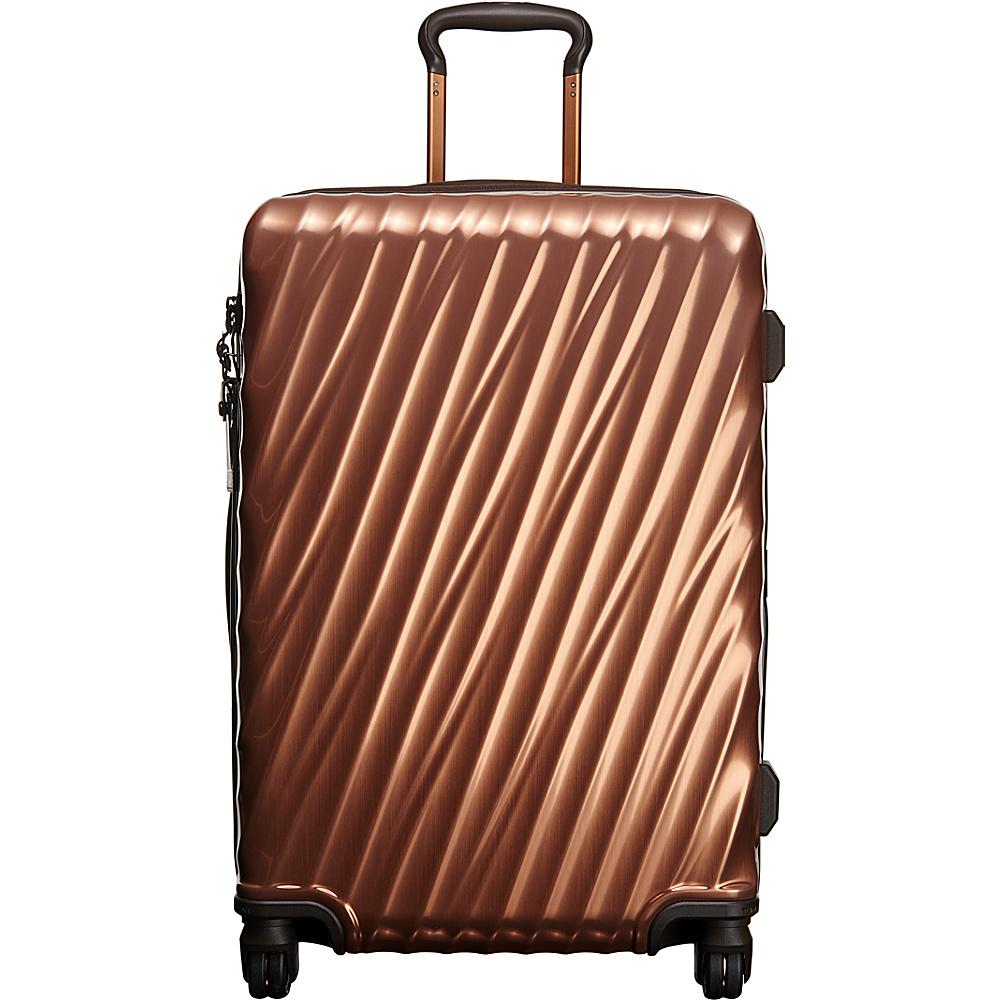 Tumi 19 Degree Short Trip Packing Case Copper - Tumi Hardside Checked - Luggage, Hardside Checked