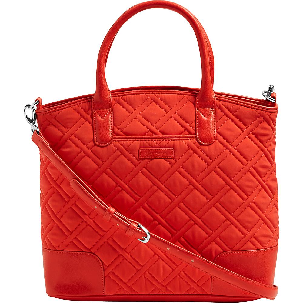 Vera Bradley Day Off Satchel - Solid Canyon Sunset - Vera Bradley Fabric Handbags - Handbags, Fabric Handbags