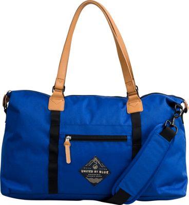United by Blue Trail Weekender Blueprint - United by Blue Gym Duffels