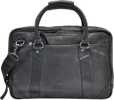 Rawlings Origins Briefcase Black - Rawlings Non-Wheeled Business Cases