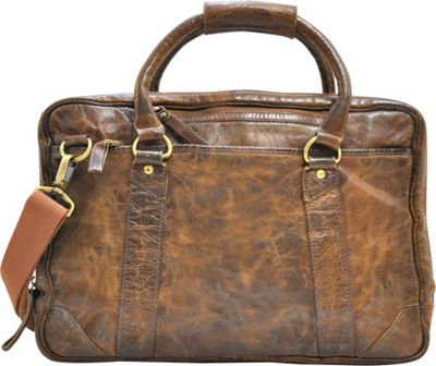 Rawlings Origins Briefcase Glove Brown - Rawlings Non-Wheeled Business Cases