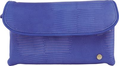 Stephanie Johnson Galapagos Katie Folding Cosmetic Bag Deep Purple - Stephanie Johnson Women's SLG Other
