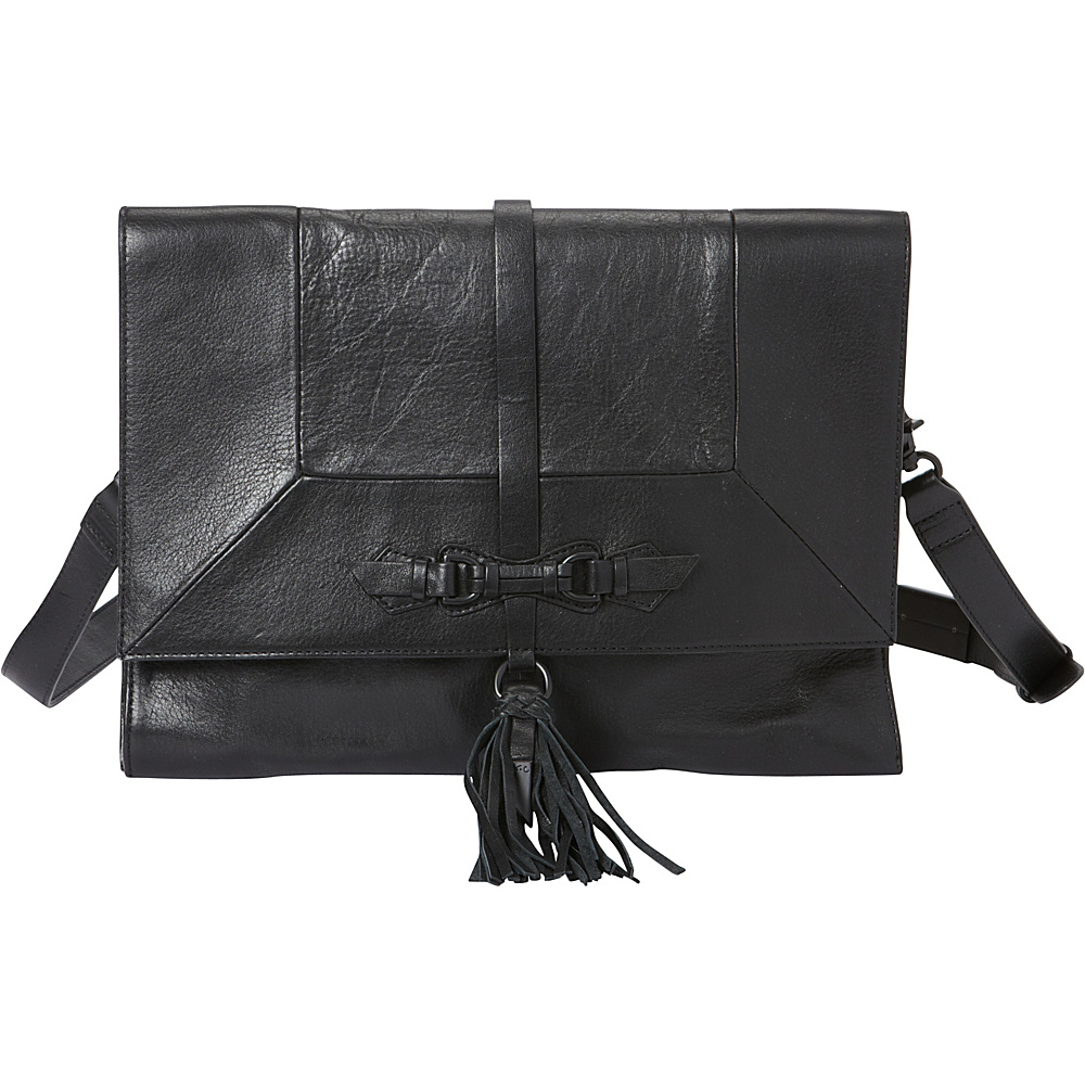 Foley Corinna Bo Convertible Clutch Black Foley Corinna Designer Handbags