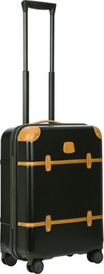 BRIC'S Bellagio 2.0 21 inch Carry-On Spinner Trunk Olive - BRIC'S Hardside Carry-On