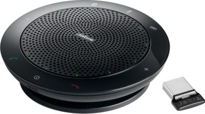 Jabra Speak 510 Portable Speakerphone Black - Jabra Headphones & Speakers