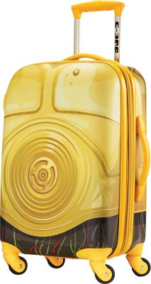 American Tourister Star Wars Spinner 21 C3PO - American Tourister Kids' Luggage