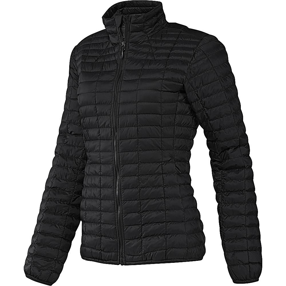 adidas outdoor Womens Flyloft Jacket S - Black/Utility Black - adidas outdoor Womens Apparel - Apparel & Footwear, Women's Apparel