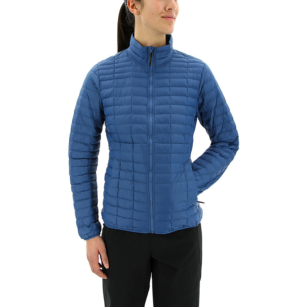 adidas outdoor Womens Flyloft Jacket L - Core Blue - adidas outdoor Womens Apparel - Apparel & Footwear, Women's Apparel