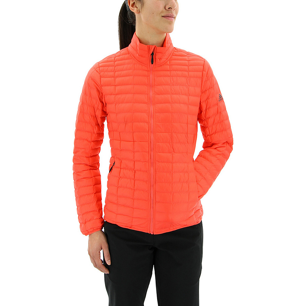 adidas outdoor Womens Flyloft Jacket M - Easy Coral - adidas outdoor Womens Apparel - Apparel & Footwear, Women's Apparel