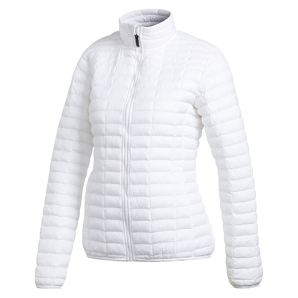 adidas outdoor Womens Flyloft Jacket White - adidas outdoor Womens Apparel - Apparel & Footwear, Women's Apparel