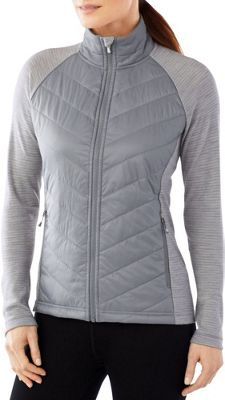 Smartwool Womens Propulsion 60 Jacket XS - Silver - Smartwool Women's Apparel