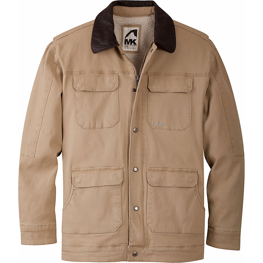 Mountain Khakis Ranch Shearling Jacket M - Yellowstone - Mountain Khakis Mens Apparel - Apparel & Footwear, Men's Apparel
