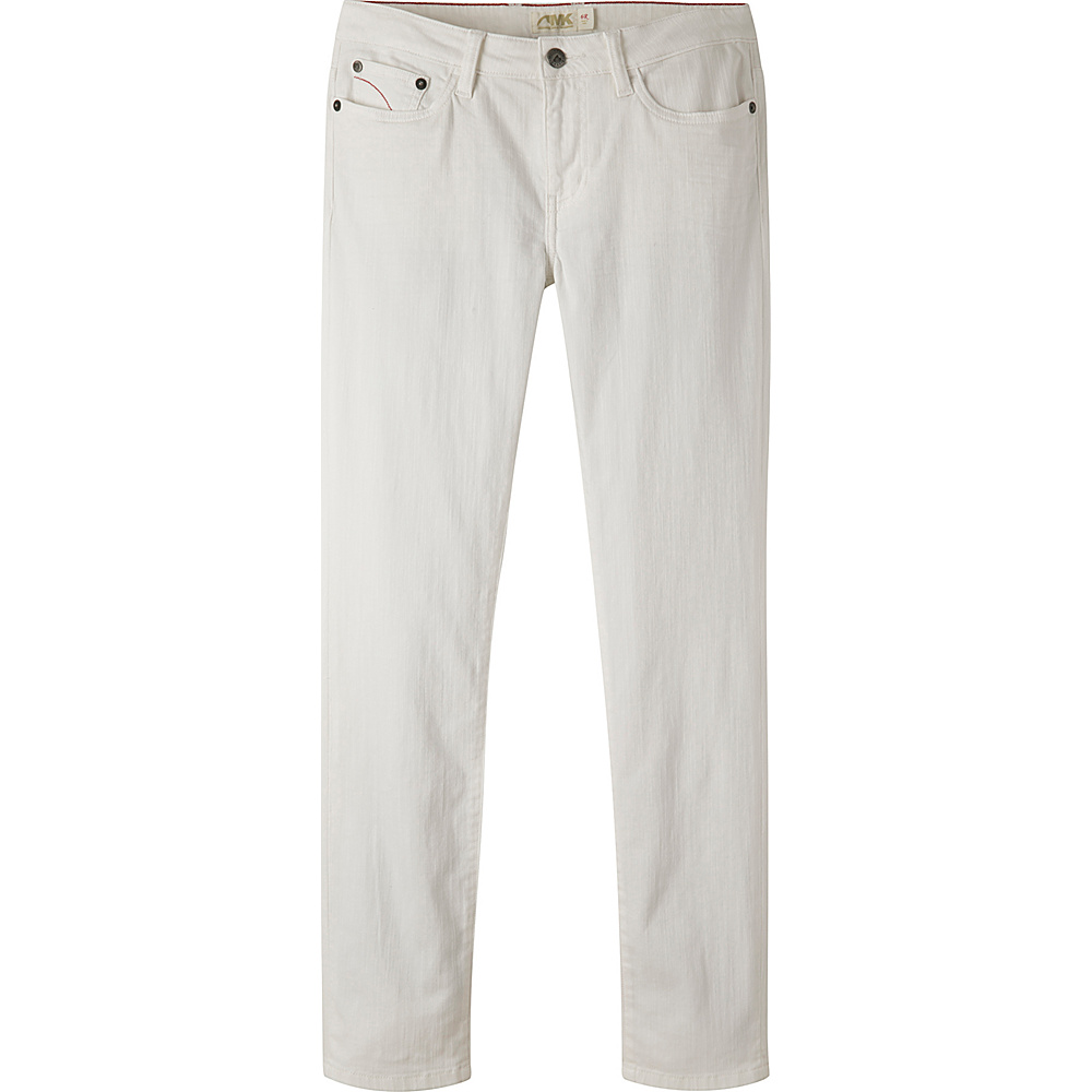Mountain Khakis Genevieve Skinny Jean Classic Fit 0 - Regular - Linen - Mountain Khakis Womens Apparel - Apparel & Footwear, Women's Apparel