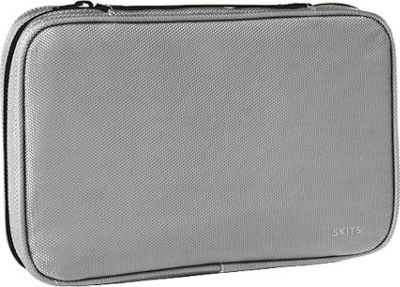 SKITS Genius Sport Poly Tech Case Silver - SKITS Travel Organizers