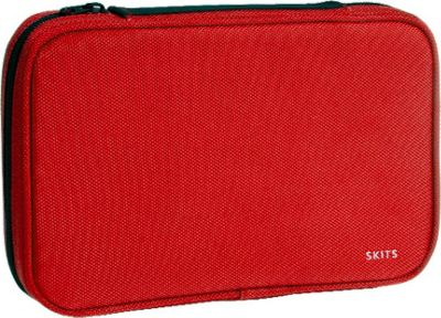 SKITS Genius Sport Poly Tech Case Red - SKITS Travel Organizers