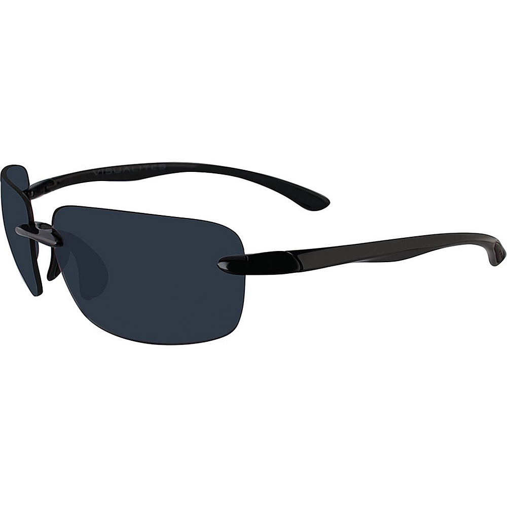 Visualites Sun Reader 1 Reading Sunglasses 2.00 Black Visualites Sunglasses