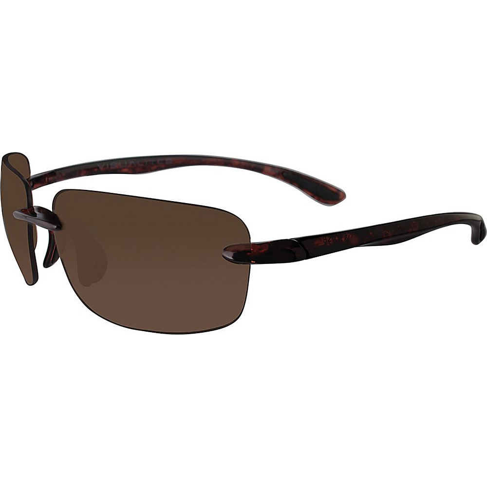 Visualites Sun Reader 1 Reading Sunglasses 2.00 Tortoise Visualites Sunglasses