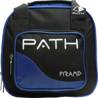 Pyramid Path Plus One Spare Ball Tote Bowling Bag Royal Blue - Pyramid Bowling Bags