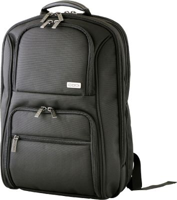 CODi Apex Backpack Carrying Case for 17 inch Notebook Black - CODi Business & Laptop Backpacks