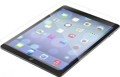 Zagg invisibleSHIELD Original Screen Protector for iPad Air Clear - Zagg Electronic Cases