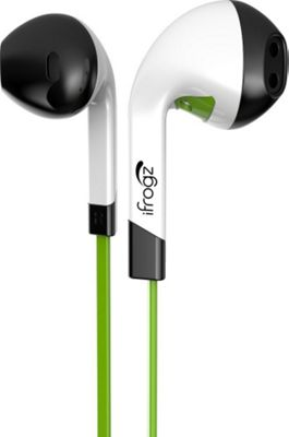 Zagg Intone Earbud with Mic Green - Zagg Headphones & Speakers