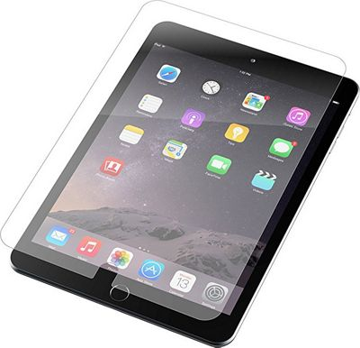 Zagg invisibleSHIELD Screen Protector for Apple iPad Mini 4, Glass Clear - Zagg Electronic Cases