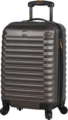 LUCAS Treadlite 20 inch Spinner Charcoal - LUCAS Softside Carry-On