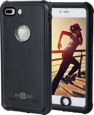 Gear Beast Waterproof Phone Case Black - iPhone 7 Plus - Gear Beast Electronic Cases