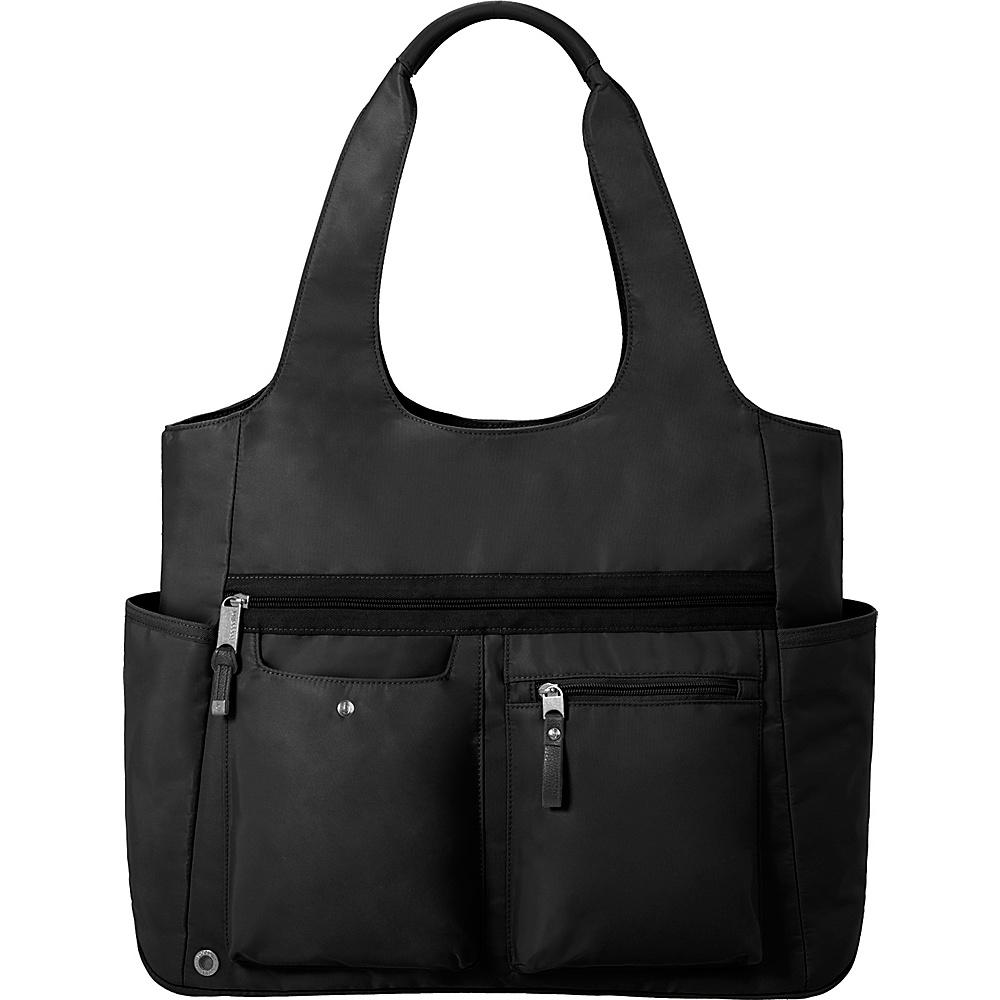 baggallini Get Along Large Tote Black - baggallini Fabric Handbags - Handbags, Fabric Handbags