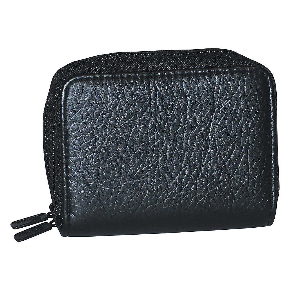 Buxton RFID Wizard Wallet - Exclusive Black - Buxton Womens Wallets - Women's SLG, Women's Wallets