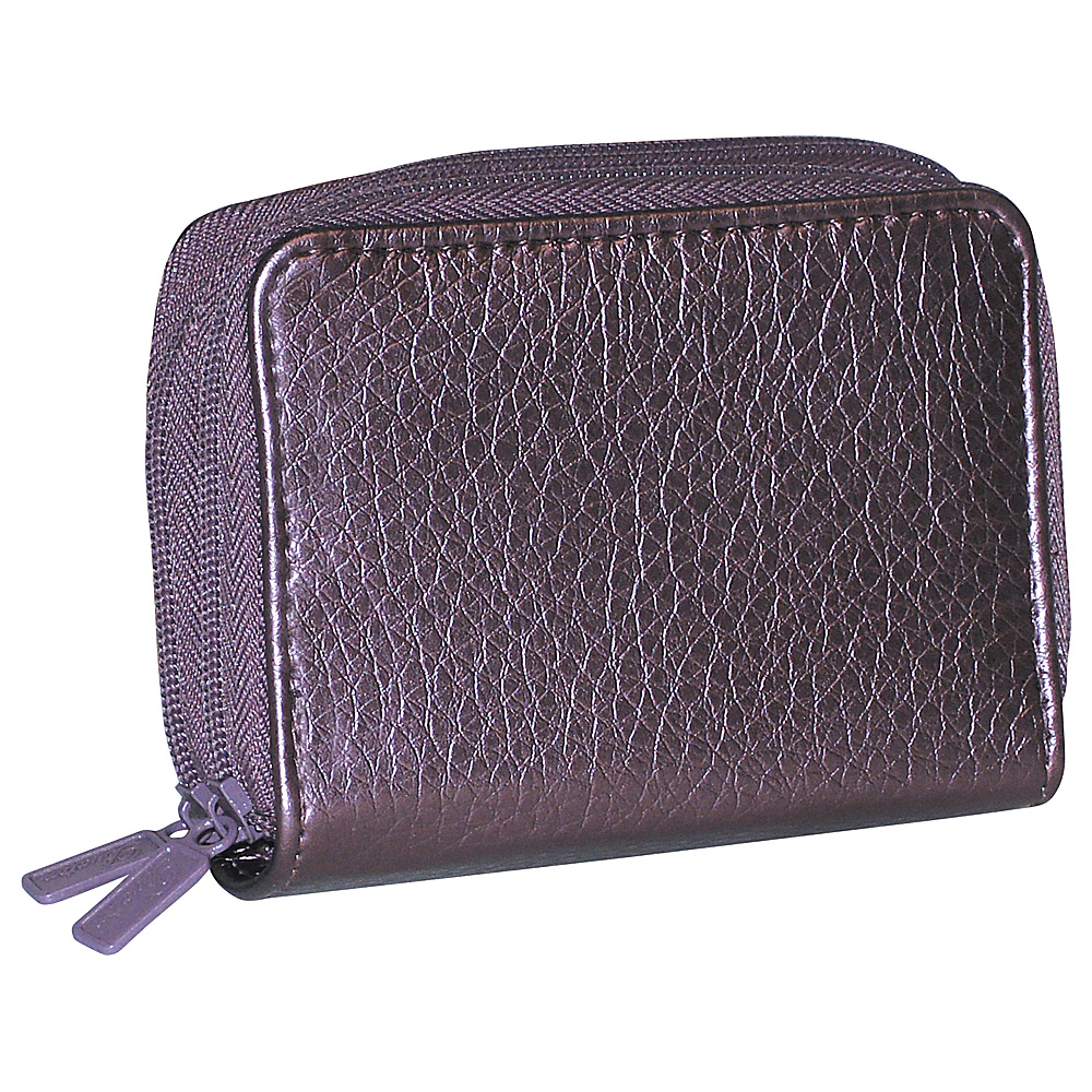 Buxton RFID Wizard Wallet - Exclusive Plum - Buxton Womens Wallets - Women's SLG, Women's Wallets