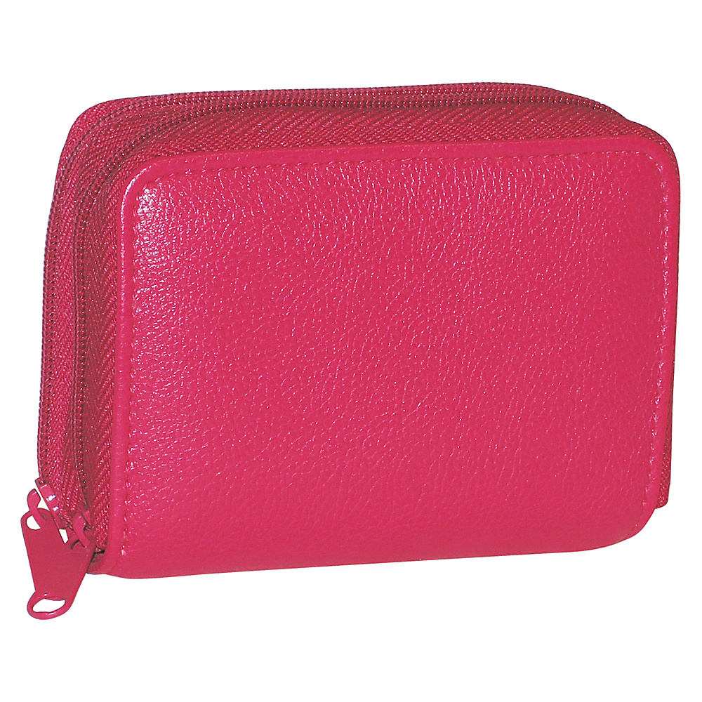 Buxton RFID Wizard Wallet - Exclusive Pink - Buxton Womens Wallets - Women's SLG, Women's Wallets