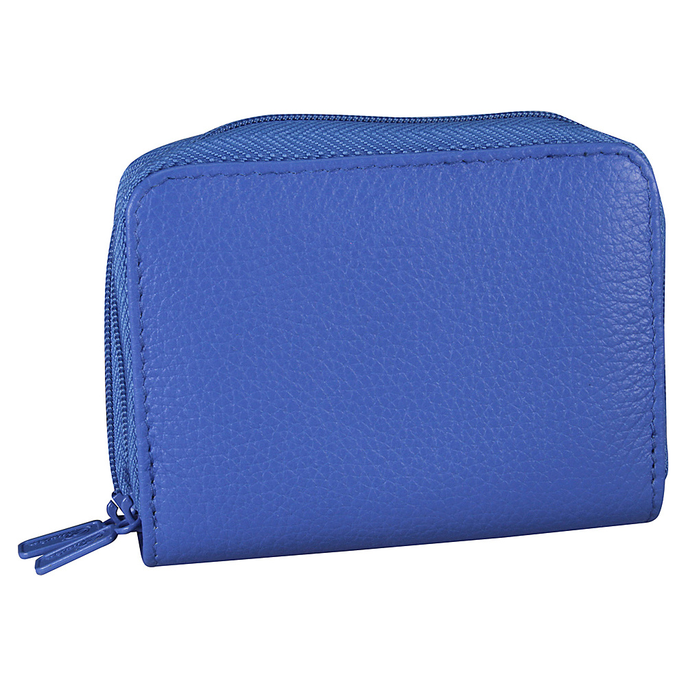 Buxton RFID Wizard Wallet - Exclusive Strong Blue - Buxton Womens Wallets - Women's SLG, Women's Wallets