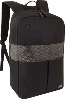 Focused Space The Influencer Backpack Black - Focused Space Business & Laptop Backpacks