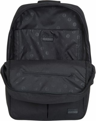 Focused Space The Influencer Backpack Black - Focused Space Business & Laptop Backpacks