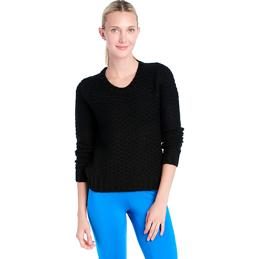 Lole January Sweater M - Black - Lole Womens Apparel - Apparel & Footwear, Women's Apparel