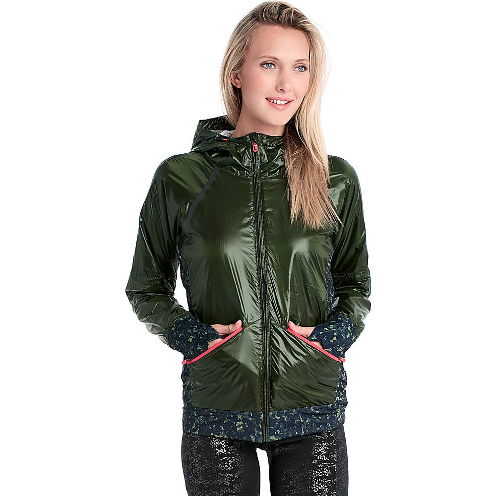 Lole Cheryl Jacket S - Green - Lole Womens Apparel - Apparel & Footwear, Women's Apparel
