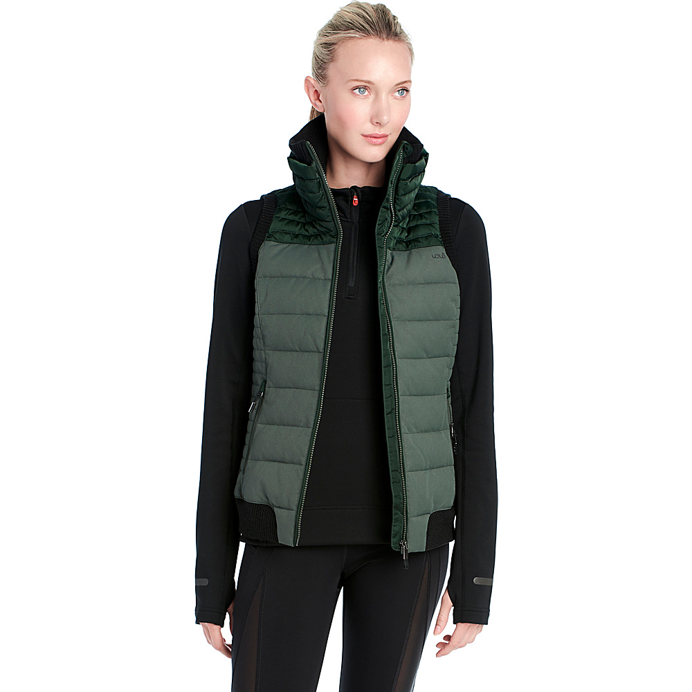 Lole Brooklyn Vest M - Forest - Lole Womens Apparel - Apparel & Footwear, Women's Apparel