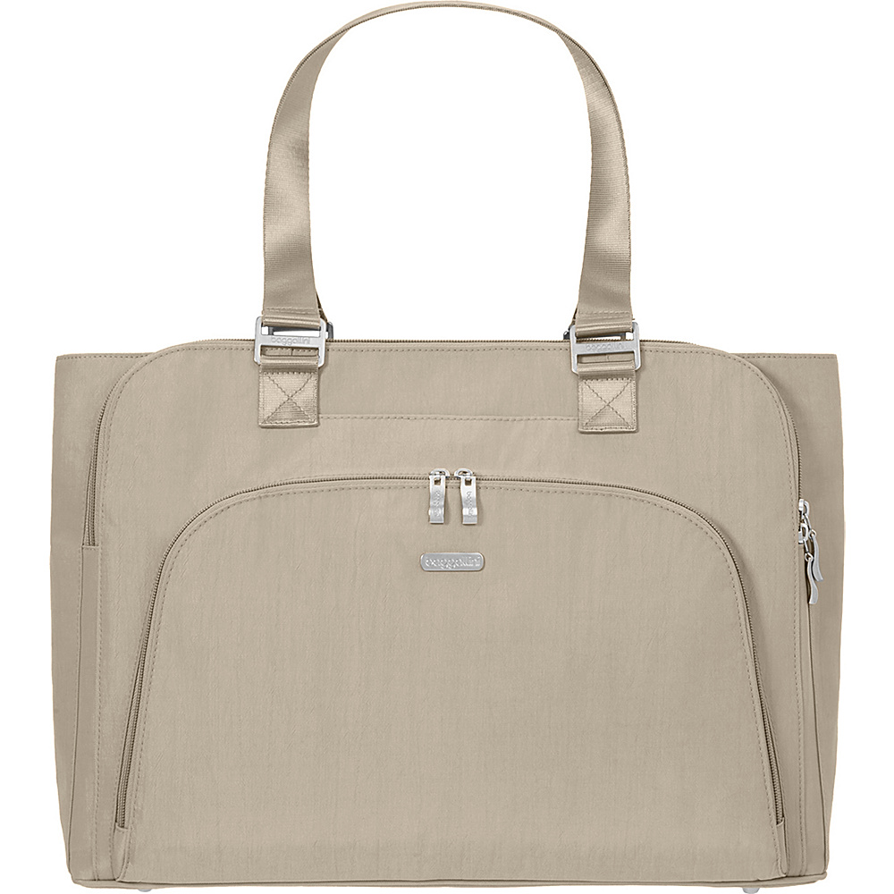 baggallini Errand Laptop Bag - Retired Colors Beach - baggallini Womens Business Bags - Work Bags & Briefcases, Women's Business Bags