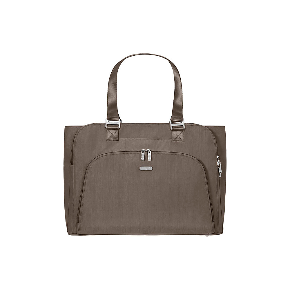 baggallini Errand Laptop Bag - Retired Colors Java - baggallini Womens Business Bags - Work Bags & Briefcases, Women's Business Bags